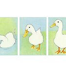 Three Ducks by mrana