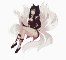 Ahri by Roes Pha