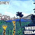 Taronga Park Zoo, Sydney by John Douglas
