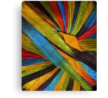 Yarn 4 Canvas Print