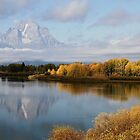 Oxbow Bend by Robyn Lakeman