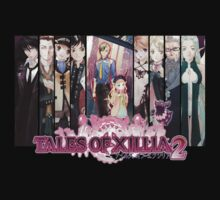 Tales Of Xillia 2 Group by HummingBird89