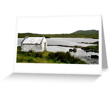 Connemara - County Galway, Ireland Greeting Card