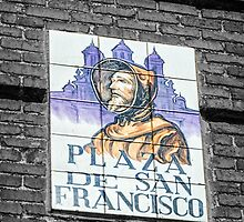 San Francisco street name by JJFarquitectos