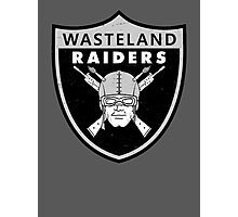 Wasteland Raiders Photographic Print