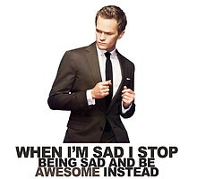 The Awesomeness that is Barney Stinson by Tyler-Kiwee