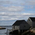 Peggy&#x27;s Cove 3 by 1018photography
