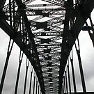 Under the span by Sara Lamond