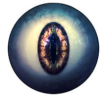 Eyeball of monster 7 by AnnArtshock