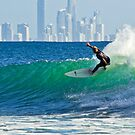 Surfers Paradise by Benno