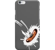 Grange Hill Food Fight iPhone Case/Skin