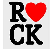 Rock Lover. Photographic Print