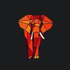 Shape of Elephant by nuuk