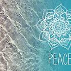 Peace Mandala by CarlyMarie