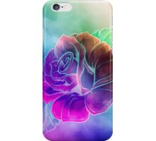 Rose In Bloom - Watercolor iPhone Case/Skin