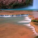 Mooney Falls by Christophe Testi