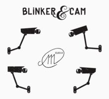 Blinker & Cam Sticker Set by Jake McCarthy Mansbridge