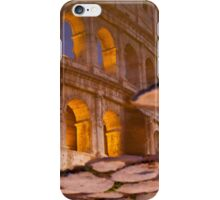 Colosseum reflection [square] iPhone Case/Skin