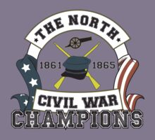 The North - Civil War Champions - Anti-Southern Pride Kids Clothes