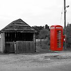 Red box by Richard Utin