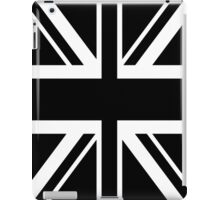 Union Black iPad Case/Skin