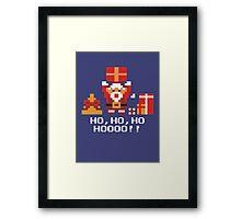 The Legend Of Christmas Framed Print