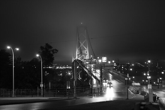 Angus L MacDonald Bridge by 1018photography