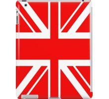 Union White iPad Case/Skin