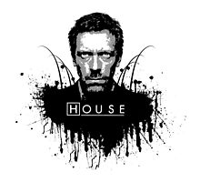 Dr.House by ghoststorm