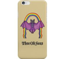 Thee Oh Sees  iPhone Case/Skin