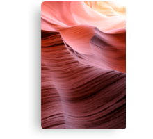 Lower Antelope Canyon Canvas Print