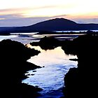 Day's End,Connemara, Ireland by EithneMMythen