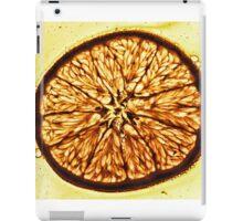 One of Five, Orange iPad Case/Skin