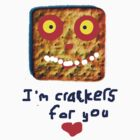 crackers for you by Steve