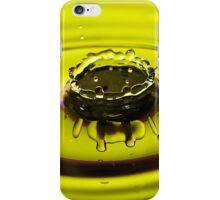 Yellow Crown iPhone Case/Skin