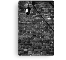 Alley Light Canvas Print