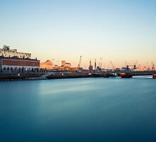 Dublin Docklands by Alessio Michelini