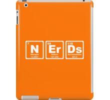 Nerds - Periodic Table iPad Case/Skin