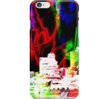 Memphis Magic Contemporary Art  iPhone Case/Skin