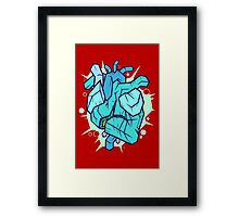 Cold-Hearted And Venomous Framed Print