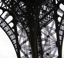 Eiffel Tower, Paris, France by Joanne Patterson