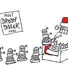 Daddy Dalek by Matt Mawson