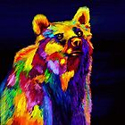 Tropical Bear by saleire