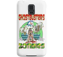 Zombie Ghostbusters Samsung Galaxy Case/Skin