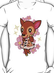 Fauna of Animal Crossing New Leaf T-Shirt