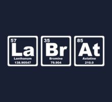 Lab Rat - Periodic Table by graphix
