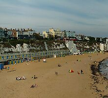 BROADSTAIRS VIKING BAY PANORAMA by PhotogeniquE IPA