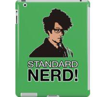MOSS - STANDARD NERD! iPad Case/Skin