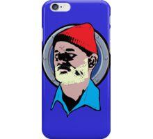 Bill Murray as Steve Zissou iPhone Case/Skin