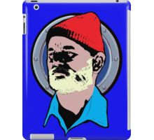 Bill Murray as Steve Zissou iPad Case/Skin